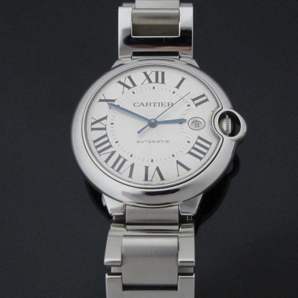 Cartier(까르띠에) W69012Z4 BALLON BLEU(발롱블루) 42mm L사이즈 오토매틱 스틸 남성용 시계 [대구동성로점] 이미지2 - 고이비토 중고명품