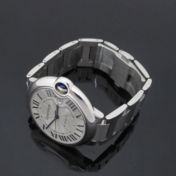 Cartier(까르띠에) W69012Z4 BALLON BLEU(발롱블루) 42mm L사이즈 오토매틱 스틸 남성용 시계 [대구동성로점] 이미지3 - 고이비토 중고명품