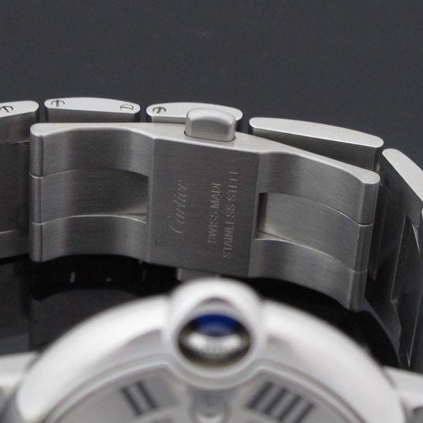 Cartier(까르띠에) W69012Z4 BALLON BLEU(발롱블루) 42mm L사이즈 오토매틱 스틸 남성용 시계 [대구동성로점] 이미지7 - 고이비토 중고명품