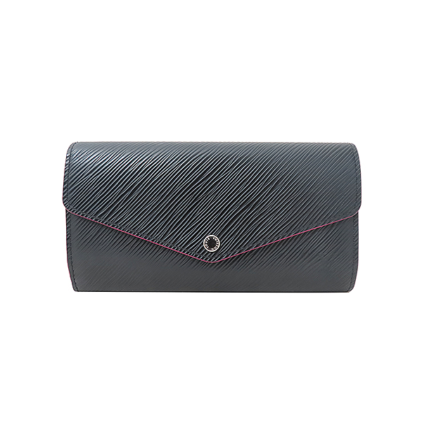 Louis Vuitton(루이비통) M64322 블랙 에삐 사라 월릿 장지갑 [부산서면롯데점] 이미지2 - 고이비토 중고명품
