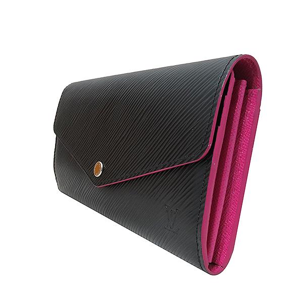 Louis Vuitton(루이비통) M64322 블랙 에삐 사라 월릿 장지갑 [부산서면롯데점] 이미지3 - 고이비토 중고명품