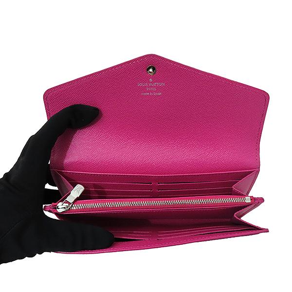 Louis Vuitton(루이비통) M64322 블랙 에삐 사라 월릿 장지갑 [부산서면롯데점] 이미지4 - 고이비토 중고명품