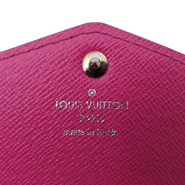Louis Vuitton(루이비통) M64322 블랙 에삐 사라 월릿 장지갑 [부산서면롯데점] 이미지5 - 고이비토 중고명품