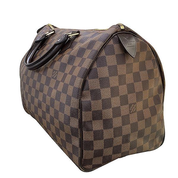 Louis Vuitton(루이비통) N41363 다미에 에벤 캔버스 스피디 35 토트백 [대구동성로점] 이미지2 - 고이비토 중고명품