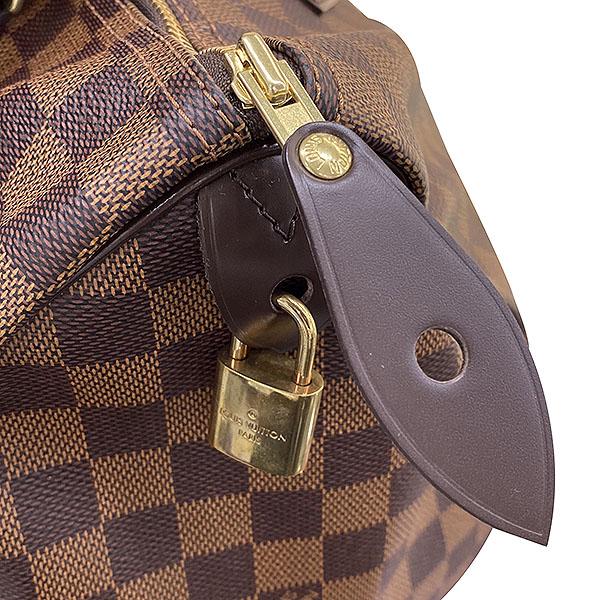 Louis Vuitton(루이비통) N41363 다미에 에벤 캔버스 스피디 35 토트백 [대구동성로점] 이미지4 - 고이비토 중고명품