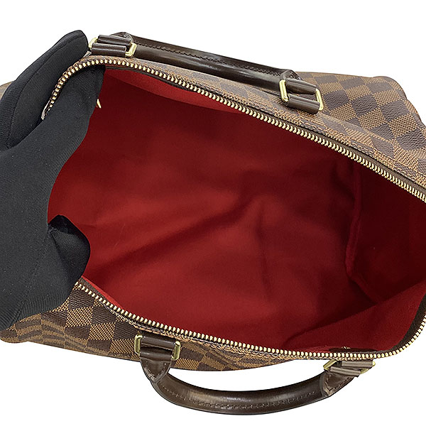 Louis Vuitton(루이비통) N41363 다미에 에벤 캔버스 스피디 35 토트백 [대구동성로점] 이미지6 - 고이비토 중고명품