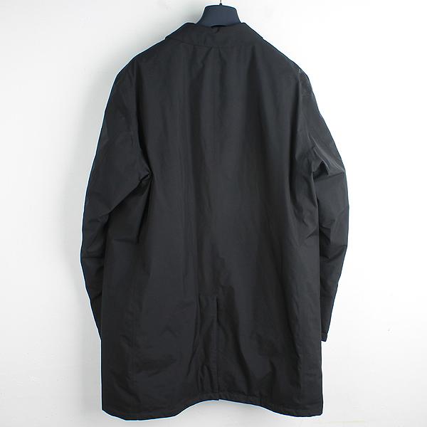 HERNO(에르노) 블랙 컬러 남성용 싱글 패딩 코트 [강남본점] 이미지2 - 고이비토 중고명품
