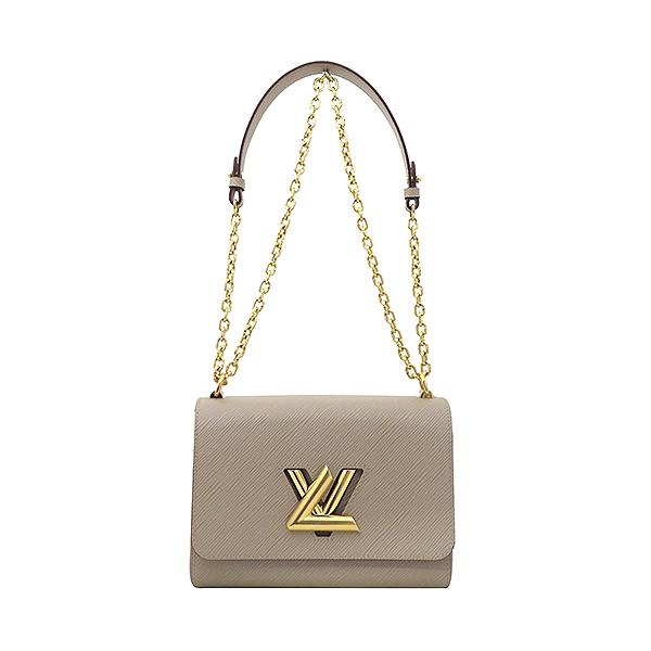 Louis Vuitton(루이비통) M53754 갈렛 컬러 에삐 레더 트위스트 MM 체인 숄더 겸 크로스백 [부산서면롯데점] 이미지2 - 고이비토 중고명품