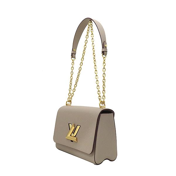 Louis Vuitton(루이비통) M53754 갈렛 컬러 에삐 레더 트위스트 MM 체인 숄더 겸 크로스백 [부산서면롯데점] 이미지3 - 고이비토 중고명품