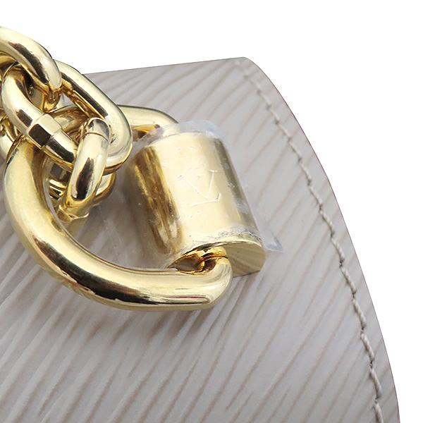 Louis Vuitton(루이비통) M53754 갈렛 컬러 에삐 레더 트위스트 MM 체인 숄더 겸 크로스백 [부산서면롯데점] 이미지6 - 고이비토 중고명품