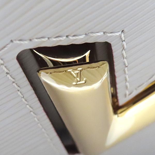Louis Vuitton(루이비통) M53754 갈렛 컬러 에삐 레더 트위스트 MM 체인 숄더 겸 크로스백 [부산서면롯데점] 이미지4 - 고이비토 중고명품