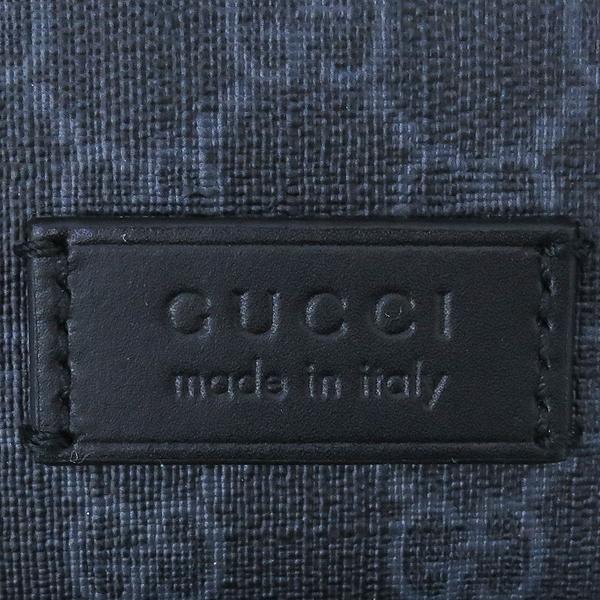 Gucci(구찌) 474293 소프트 GG 블랙 수프림 벨트백 힙색 [강남본점] 이미지5 - 고이비토 중고명품