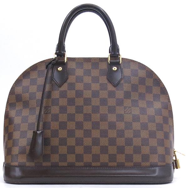 Louis Vuitton(루이비통) N41247 다미에 에벤 캔버스 알마 MM 토트백 [강남본점]