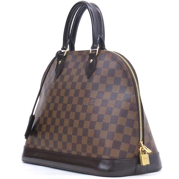 Louis Vuitton(루이비통) N41247 다미에 에벤 캔버스 알마 MM 토트백 [강남본점] 이미지2 - 고이비토 중고명품