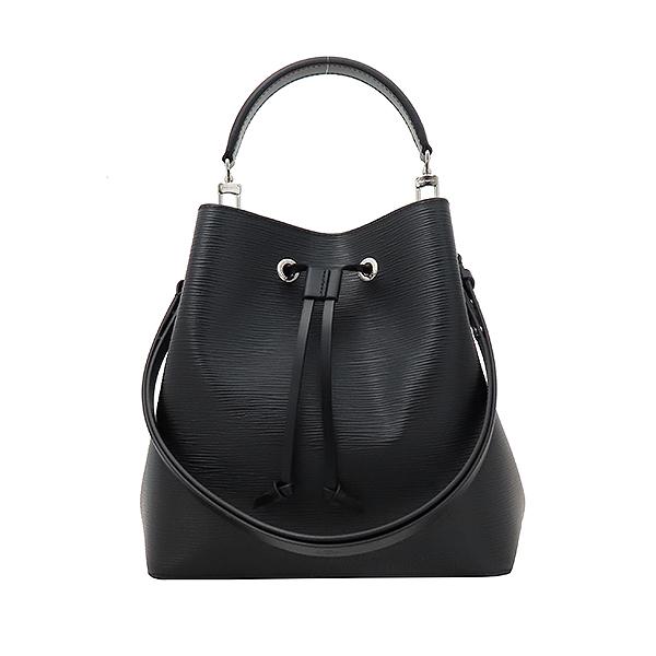 Louis Vuitton(루이비통) M54366 에삐 레더 NOIR 컬러 네오노에 버킷백 2WAY [부산서면롯데점]
