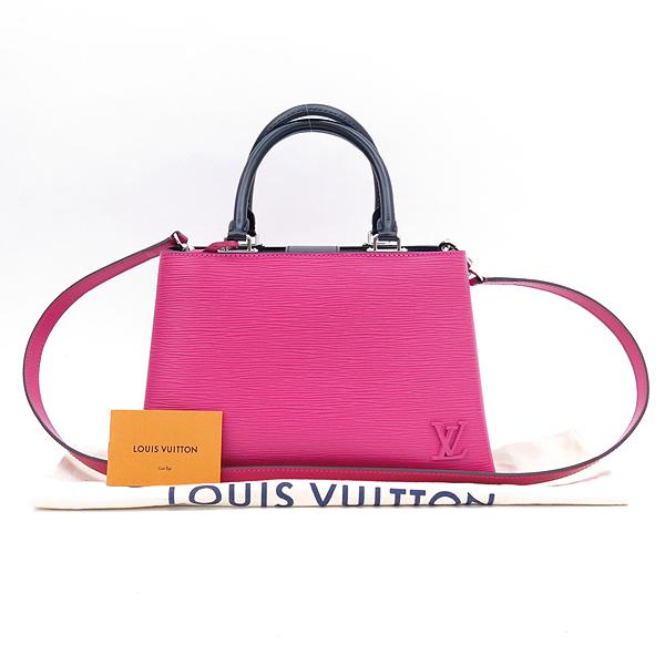Louis Vuitton(루이비통) M53365 에삐 레더 KLEBER 클레버 PM 토트백 + 숄더스트랩 2WAY [강남본점]