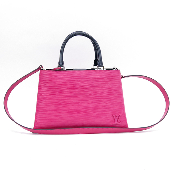 Louis Vuitton(루이비통) M53365 에삐 레더 KLEBER 클레버 PM 토트백 + 숄더스트랩 2WAY [강남본점] 이미지2 - 고이비토 중고명품