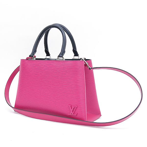 Louis Vuitton(루이비통) M53365 에삐 레더 KLEBER 클레버 PM 토트백 + 숄더스트랩 2WAY [강남본점] 이미지3 - 고이비토 중고명품