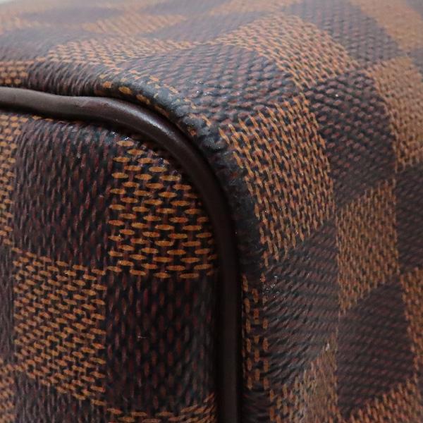Louis Vuitton(루이비통) N41366 다미에 에벤 캔버스 반둘리에 스피디 35 토트백 + 숄더스트랩 2WAY [인천점] 이미지5 - 고이비토 중고명품