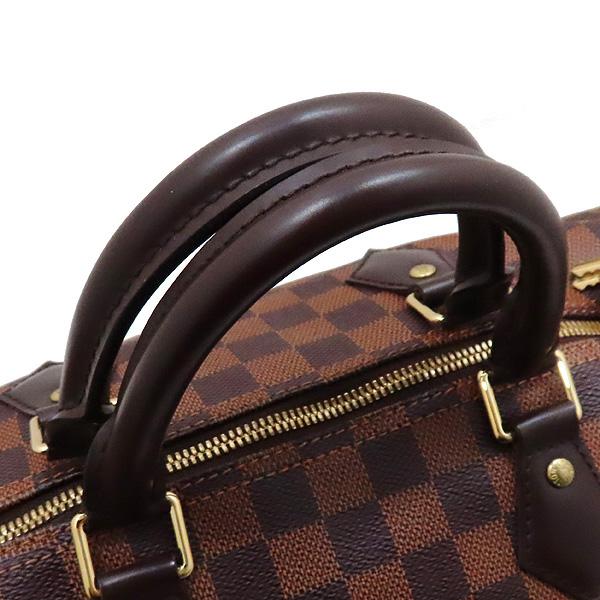 Louis Vuitton(루이비통) N41366 다미에 에벤 캔버스 반둘리에 스피디 35 토트백 + 숄더스트랩 2WAY [인천점] 이미지4 - 고이비토 중고명품