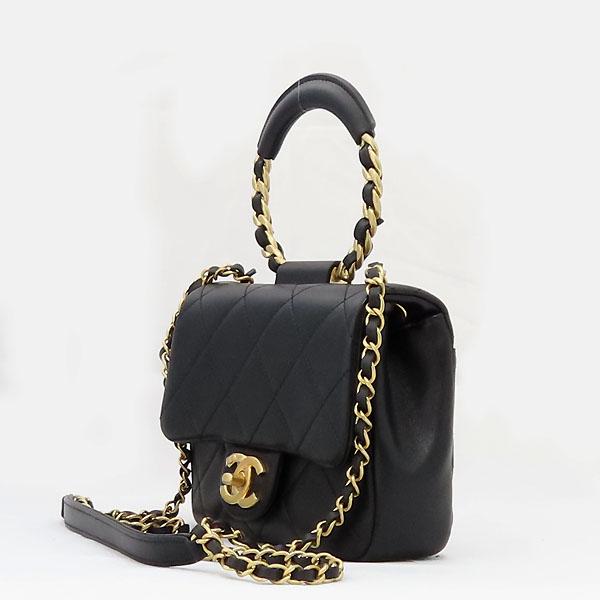 Chanel(샤넬) AS1357B01917 브레이슬릿 핸들 스몰 플랩백 [잠실점] 이미지3 - 고이비토 중고명품