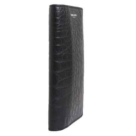 YSL(생로랑) 396308 크록 레더 컨티넨탈 장지갑 [마산신세계점] 이미지4 - 고이비토 중고명품