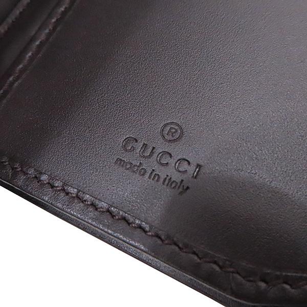 Gucci(구찌) 408836 GG로고 수프림 WEB 시그니처 장지갑 [인천점] 이미지5 - 고이비토 중고명품
