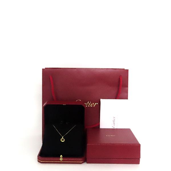 Cartier(까르띠에) B7223500 18K(750) 1포인트 다이아 트리니티 목걸이 [대전본점]