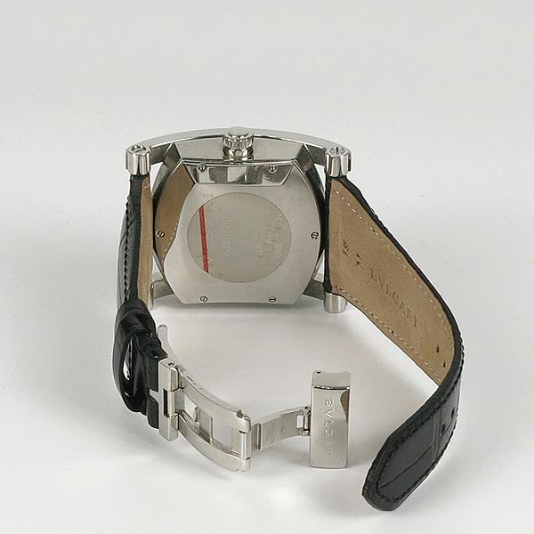 Bvlgari(불가리) AA48S ASSIOMA(아시오마) 오토매틱 가죽 밴드 남성용 시계 [강남본점] 이미지4 - 고이비토 중고명품