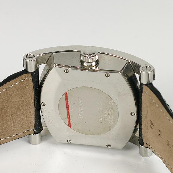 Bvlgari(불가리) AA48S ASSIOMA(아시오마) 오토매틱 가죽 밴드 남성용 시계 [강남본점] 이미지5 - 고이비토 중고명품