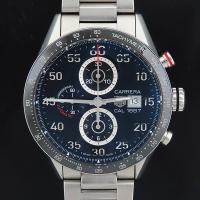 태그호이어 까레라 시계 43mm