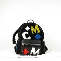 MCM 밍크 다이아몬드 슈타크 백팩(새상품)