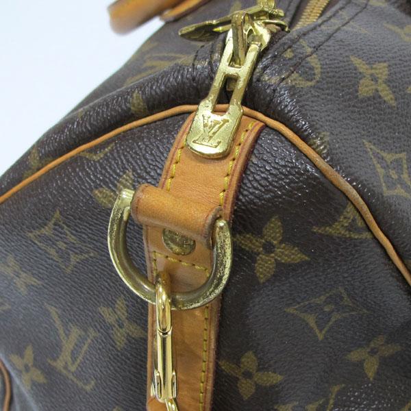 Louis Vuitton(루이비통) M40392 모노그램 캔버스 반둘리에 스피디 35 토트백+숄더스트랩 2WAY [대구반월당본점] 이미지3 - 고이비토 중고명품