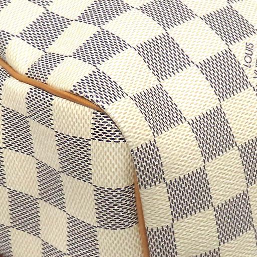 Louis Vuitton(루이비통) N41373 다미에 아주르 캔버스 스피디 반둘리에 30 토트백 + 숄더스트랩  [부산서면롯데점] 이미지7 - 고이비토 중고명품