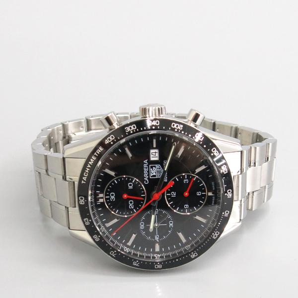 Tag Heuer(태그호이어) CV2014-2 CARRERA (까레라) 41MM 크로노그래프 오토매틱 시스루백 스틸 남성용 시계 [동대문점]