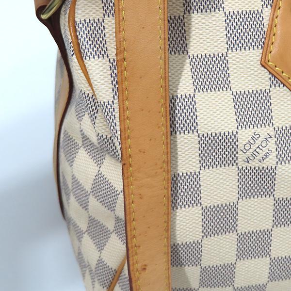 Louis Vuitton(루이비통) N41373 다미에 아주르 캔버스 스피디 반둘리에 30 토트백 + 숄더스트랩  [부산서면롯데점] 이미지4 - 고이비토 중고명품