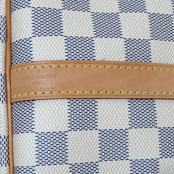 Louis Vuitton(루이비통) N41373 다미에 아주르 캔버스 스피디 반둘리에 30 토트백 + 숄더스트랩  [부산서면롯데점] 이미지5 - 고이비토 중고명품