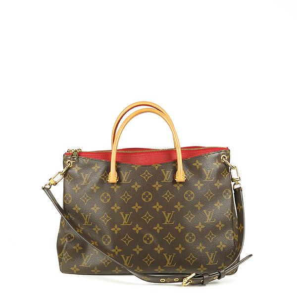 Louis Vuitton(루이비통) M41175 모노그램 캔버스 Cherry 팔라스 MM 토트백 + 숄더 스트랩 2WAY [강남본점]