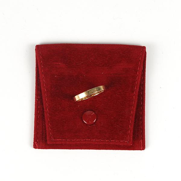 Cartier(까르띠에) B4087255 18K 옐로우골드 인그레이빙 웨딩 밴드 반지 - 15호 [강남본점]