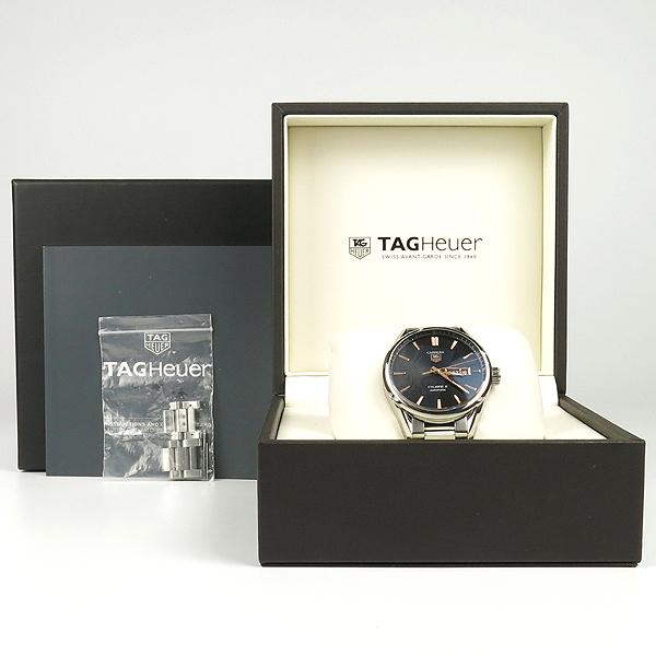 Tag Heuer(태그호이어) WAR201C-1 FC6266 칼리버5 CARRERA(까레라/카레라) 시스루백 오토매틱 스틸 남성용 시계 [강남본점]