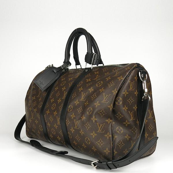 Louis Vuitton(루이비통) M56711 모노그램 캔버스 마카사르 키폴 반둘리에 45 여행용 토트백+숄더 스트랩 2WAY [강남본점] 이미지3 - 고이비토 중고명품