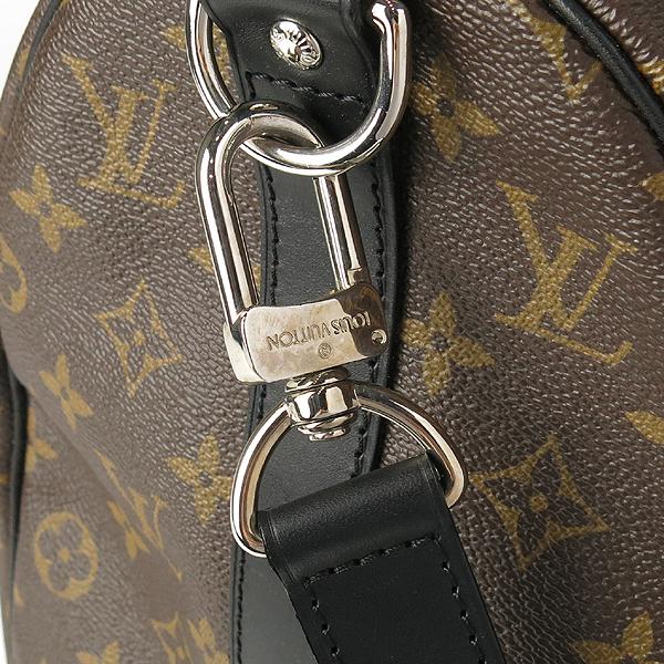 Louis Vuitton(루이비통) M56711 모노그램 캔버스 마카사르 키폴 반둘리에 45 여행용 토트백+숄더 스트랩 2WAY [강남본점] 이미지4 - 고이비토 중고명품