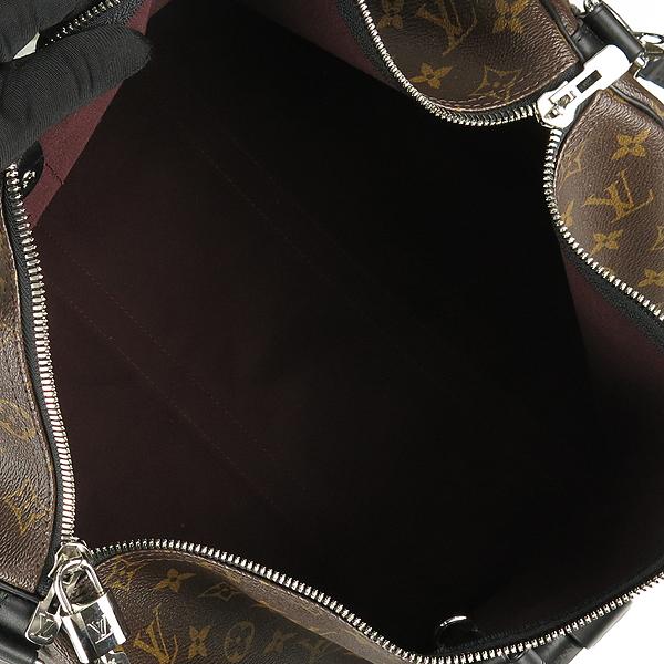 Louis Vuitton(루이비통) M56711 모노그램 캔버스 마카사르 키폴 반둘리에 45 여행용 토트백+숄더 스트랩 2WAY [강남본점] 이미지5 - 고이비토 중고명품