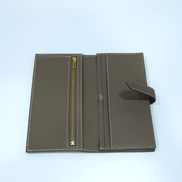 Hermes(에르메스) 금장 로고 에토프 컬러 베안 장지갑  [대구반월당본점] 이미지4 - 고이비토 중고명품