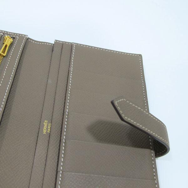 Hermes(에르메스) 금장 로고 에토프 컬러 베안 장지갑  [대구반월당본점] 이미지5 - 고이비토 중고명품