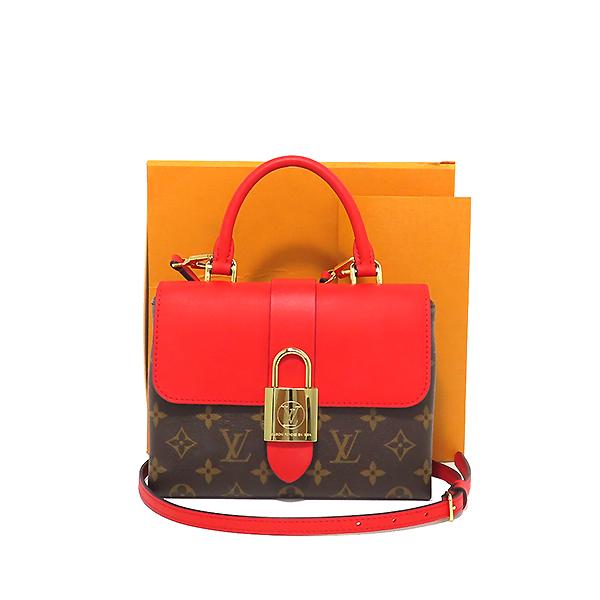 Louis Vuitton(루이비통) M44322 모노그램 록키 BB 토트백+숄더스트랩 2WAY [대전본점]