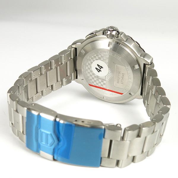 Tag Heuer(태그호이어) WAU111A BA0858 포뮬러1 블랙다이얼 그랜드데이터 쿼츠 남성용 시계 [잠실점] 이미지5 - 고이비토 중고명품