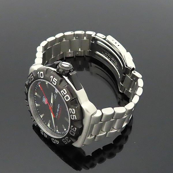 Tag Heuer(태그호이어) WAH1110.BA0850 포뮬러1 스틸 쿼츠 남성용 시계 [대전본점] 이미지3 - 고이비토 중고명품