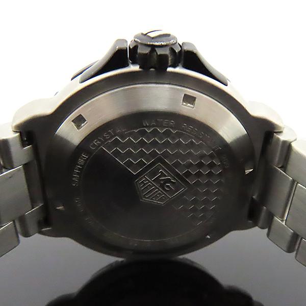 Tag Heuer(태그호이어) WAH1110.BA0850 포뮬러1 스틸 쿼츠 남성용 시계 [대전본점] 이미지5 - 고이비토 중고명품