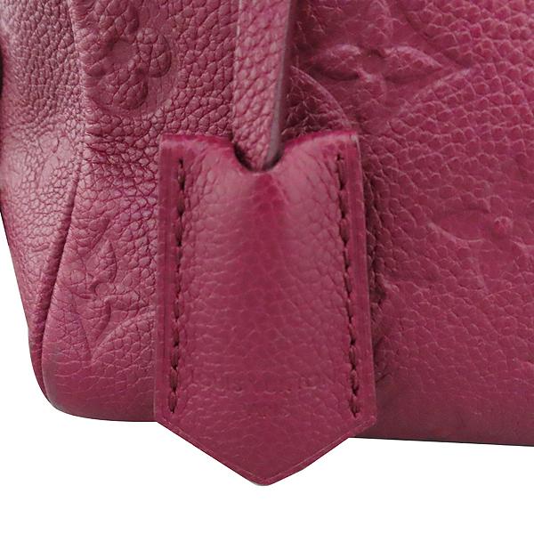 Louis Vuitton(루이비통) M40764 모노그램 버건디 앙프렝뜨 반둘리에 스피디 25 토트백 + 숄더스트랩 2WAY [대구황금점] 이미지3 - 고이비토 중고명품